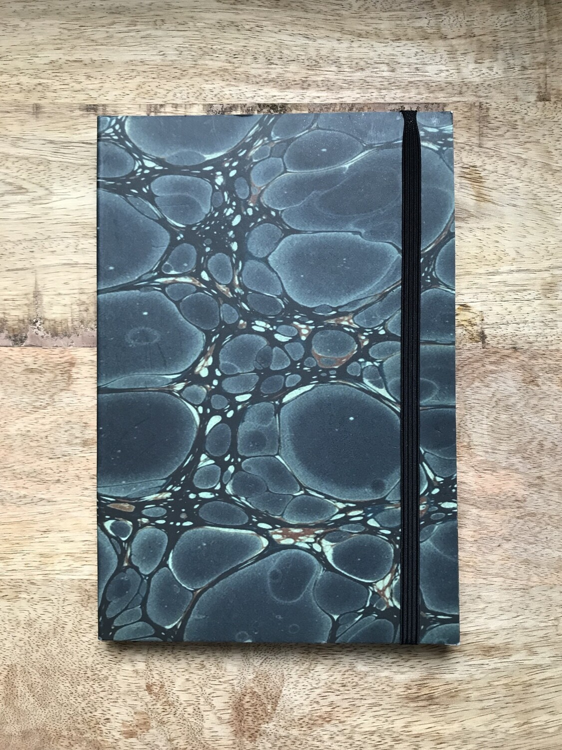 Marbleized Journal