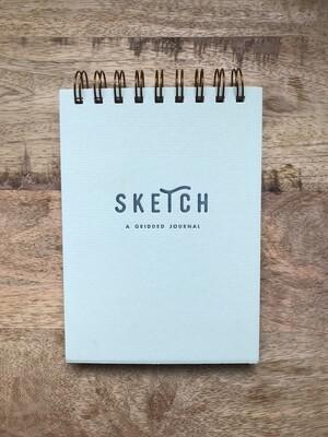 Sketch Gridded Journal