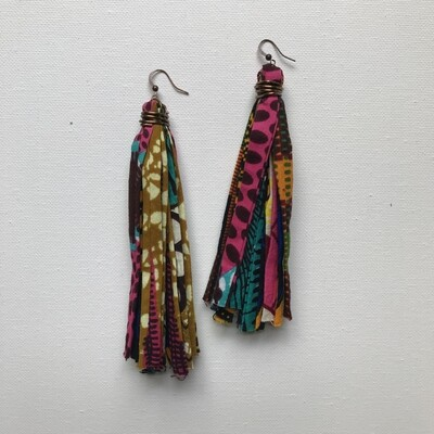 Ankara Earring - Medium