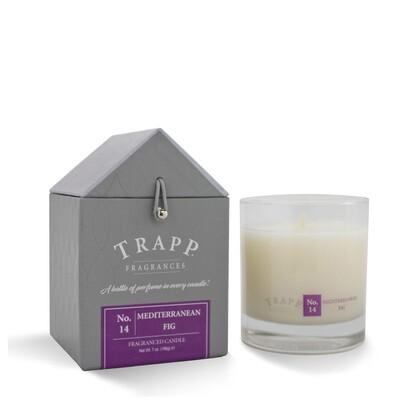 Trapp Candle No. 14 Mediterranean Fig