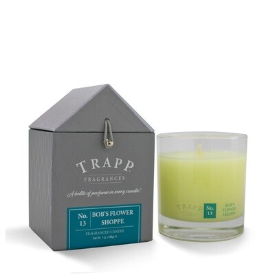 Trapp Candle No. 13 Bob's Flower Shoppe