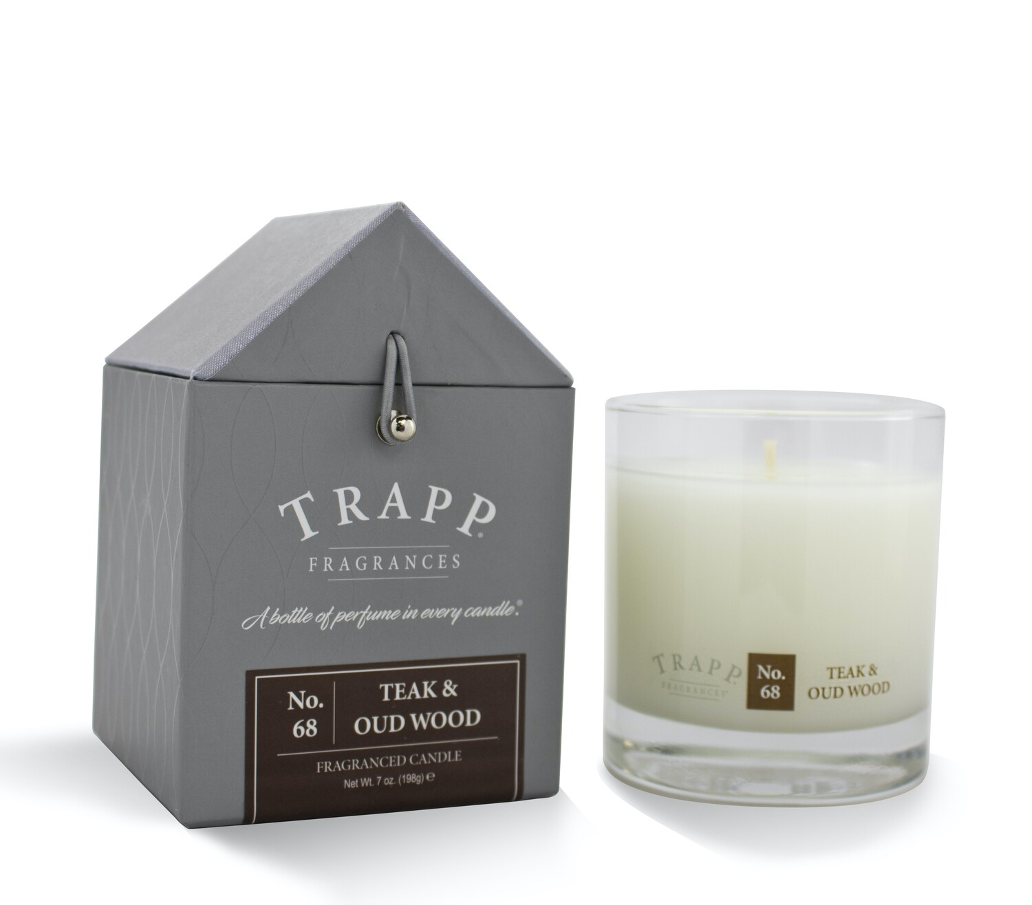 Trapp Candle No. 68 Teak + Oud Wood