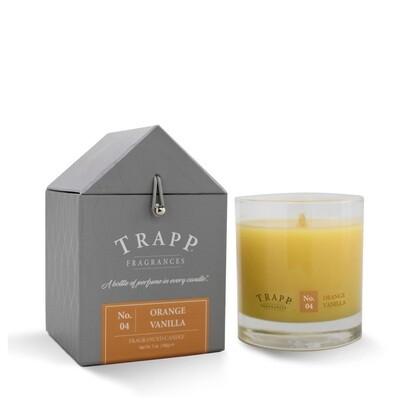 Trapp Candle No. 04 Orange Vanilla