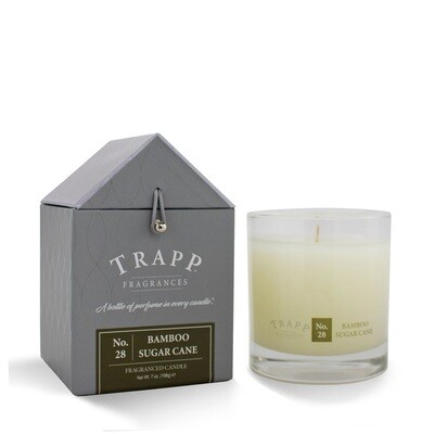 Trapp Candle No. 28 Bamboo Sugar Cane