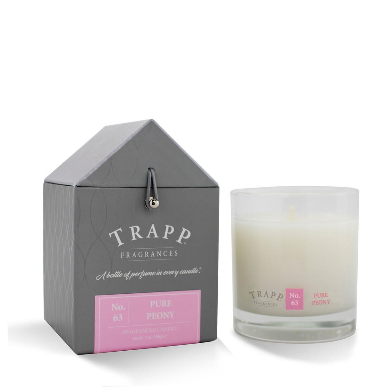 Trapp Candle No. 63 Pure Peony