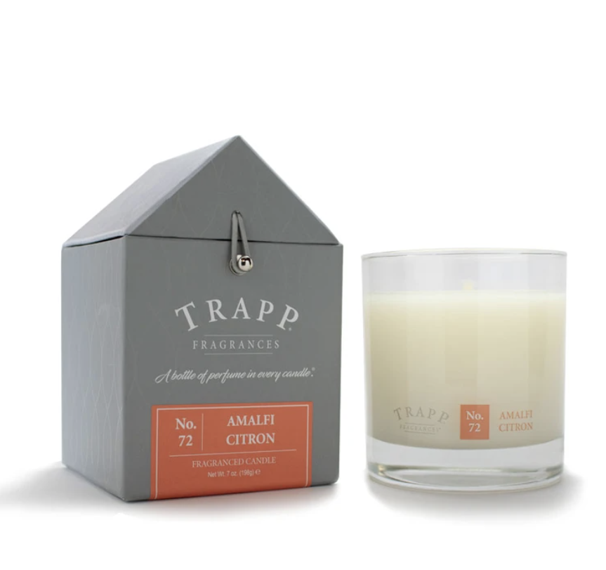 Trapp Candle No. 72 Amalfi Citron