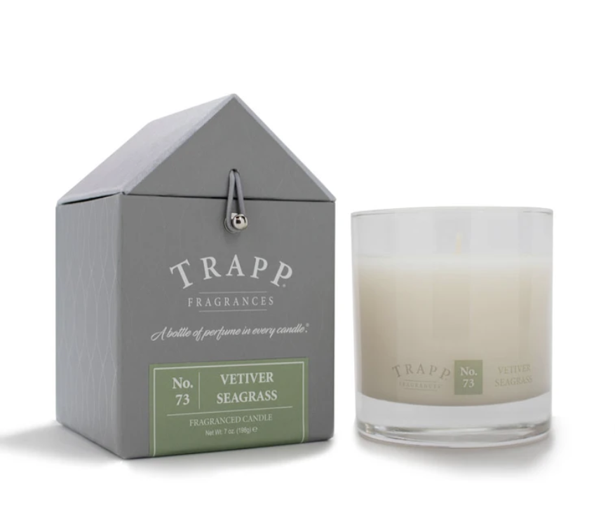 Trapp Candle No. 73 Vetiver Seagrass