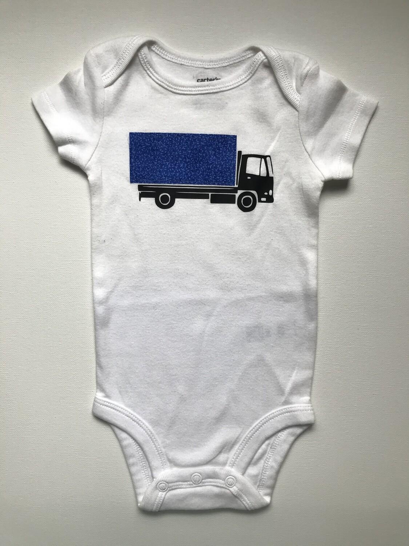 Truck Onesie