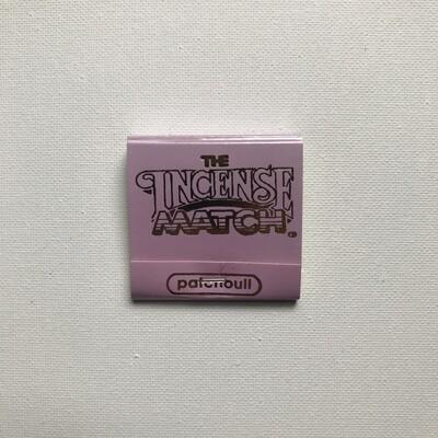 Incense Match Patchouli