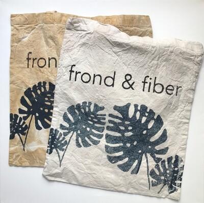 Frond + Fiber Tote