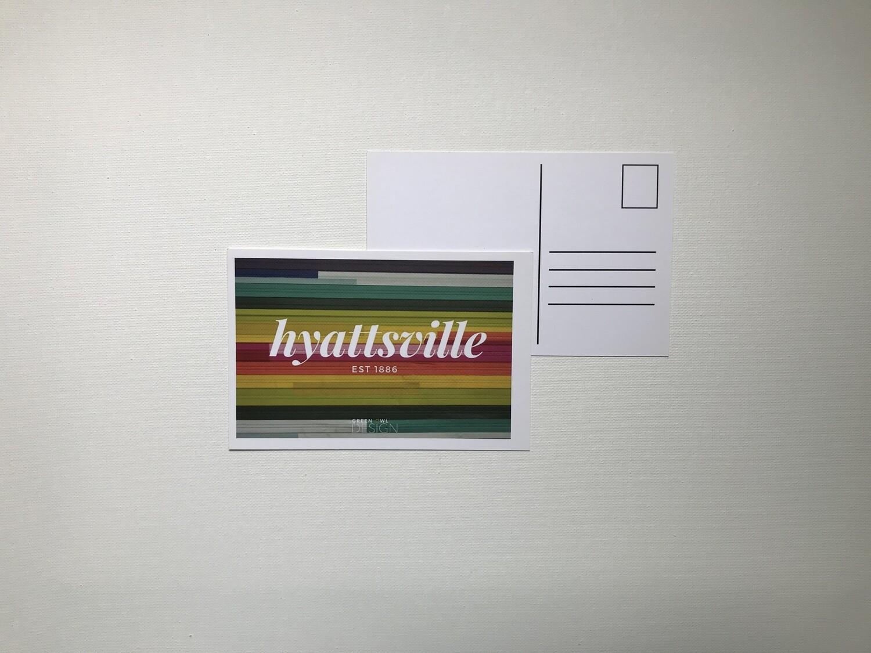 Hyattsville Postcard