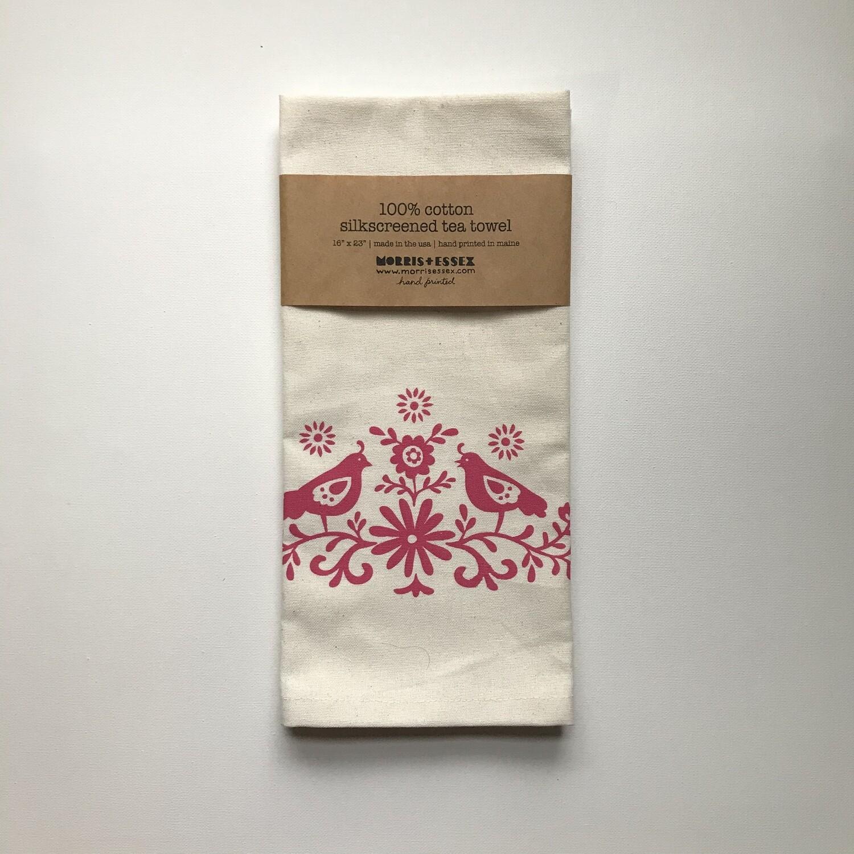 Morris + Essex Tea Towel
