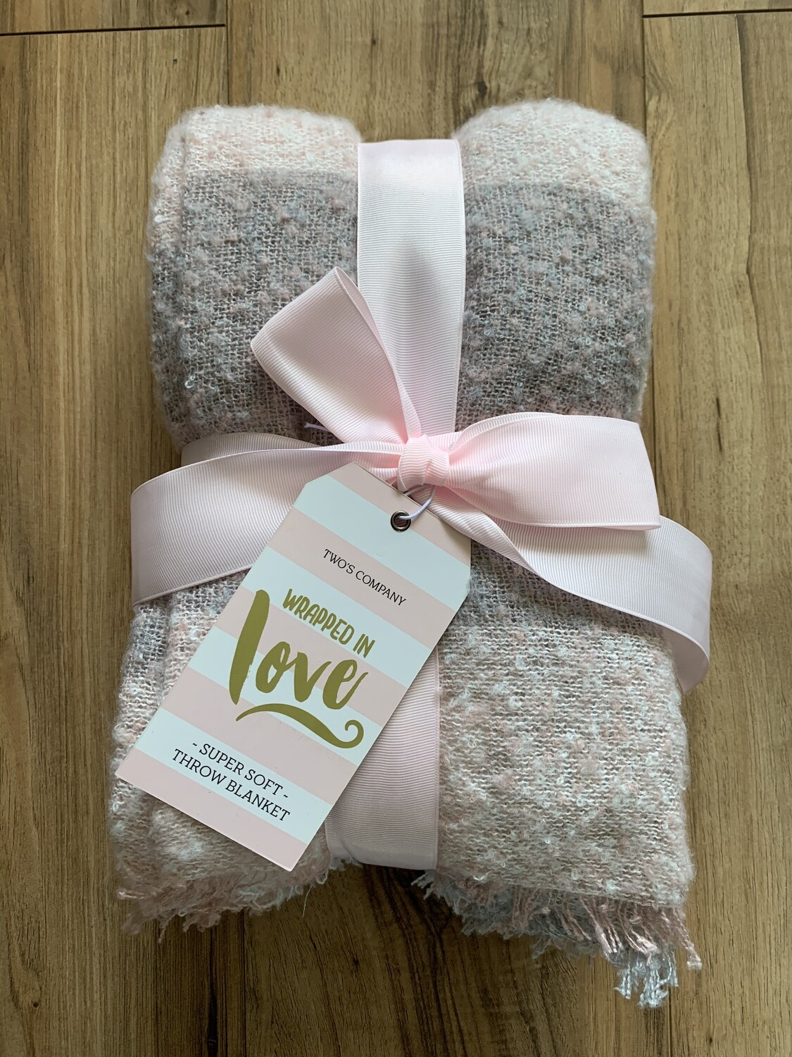 Wrapped in Love Blanket