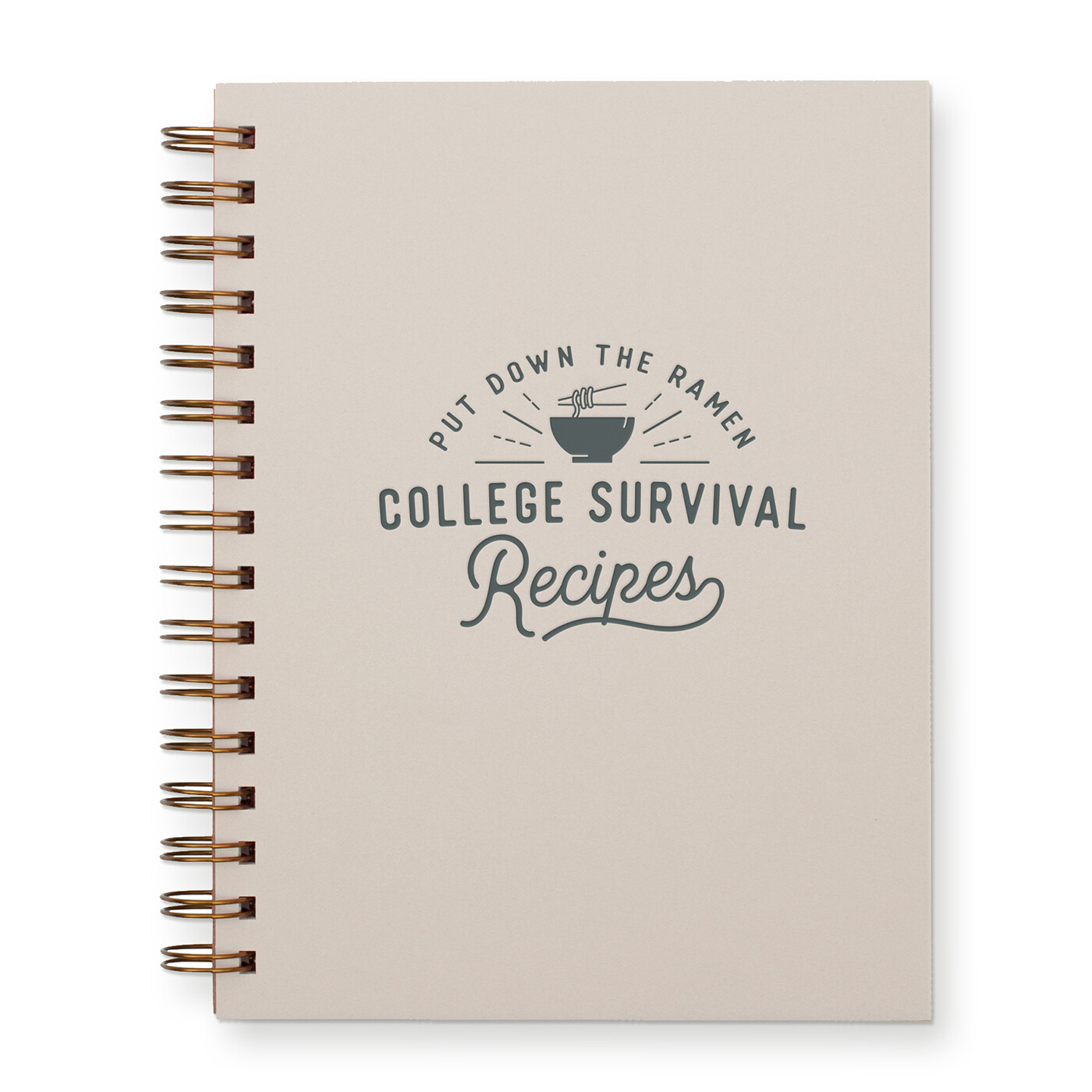 College Survival Recipe Book