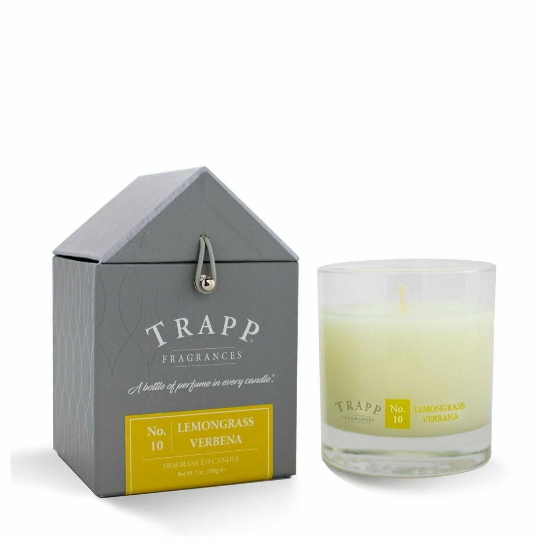 Trapp Candle No. 10 Lemongrass Verbena