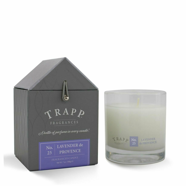 Trapp Candle No. 25 Lavender de Provence