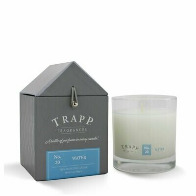 Trapp Candle No. 20 Water
