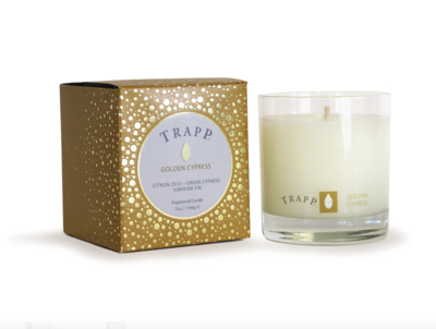 Trapp Candle No. 93 Golden Cypress