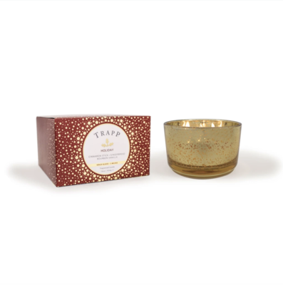 Trapp Candle No. 58 Holiday 3-Wick
