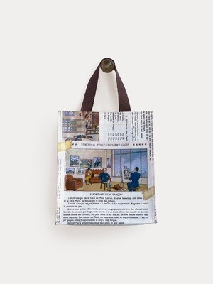 French Lessons Small Tote
