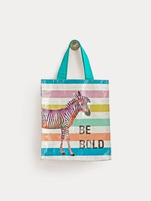 Zebra Be Bold Small Tote