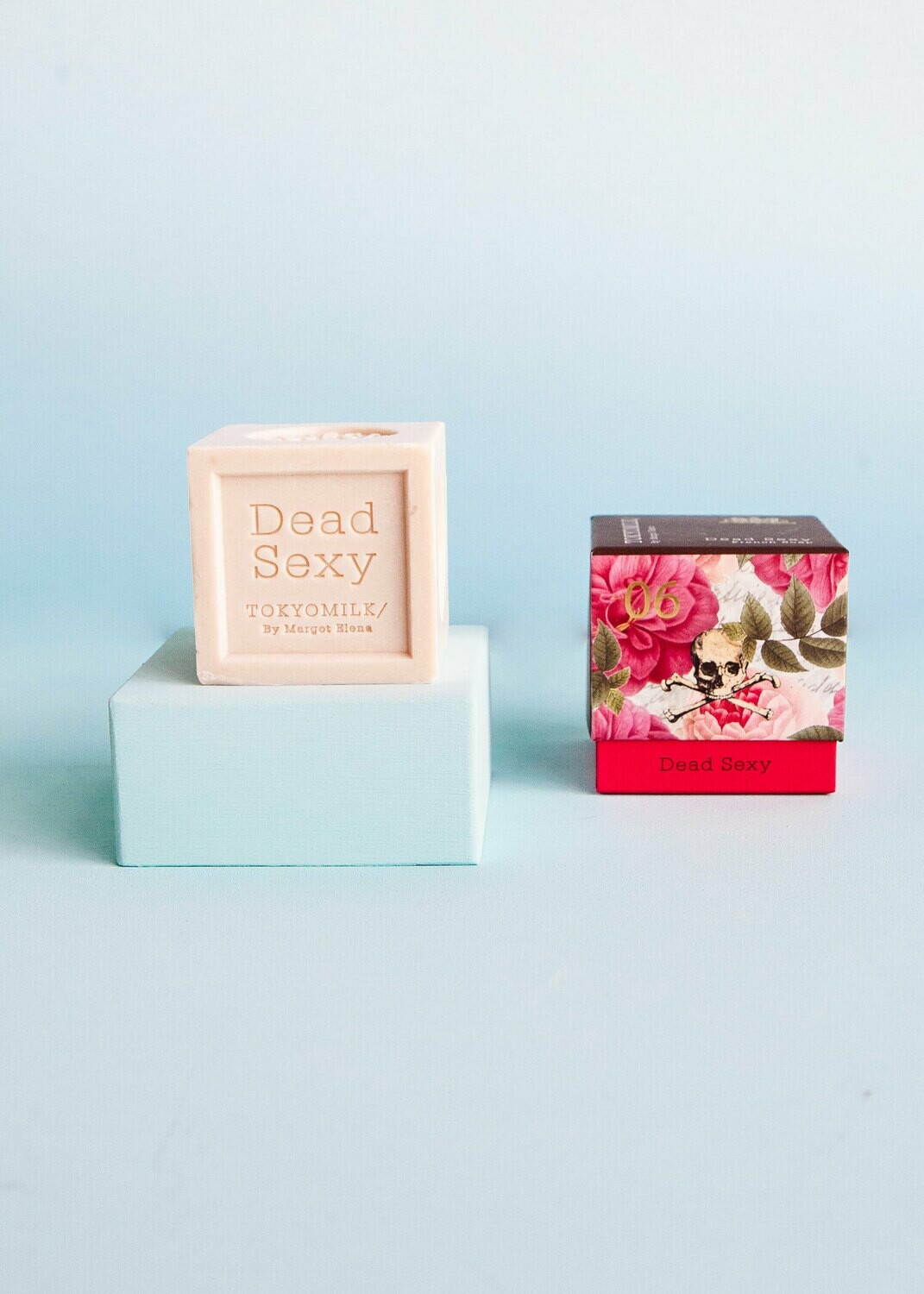 Dead Sexy Embossed Box Soap
