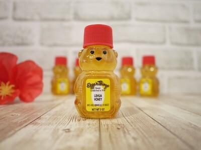 Hawaii Honey in bear bottle(Lehua / 2oz)