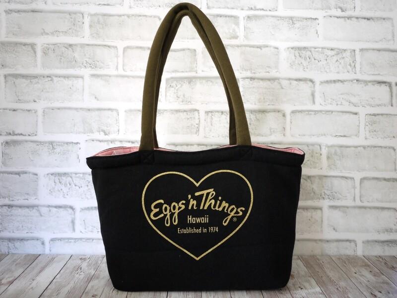 Soft Jersey Bag [Black]