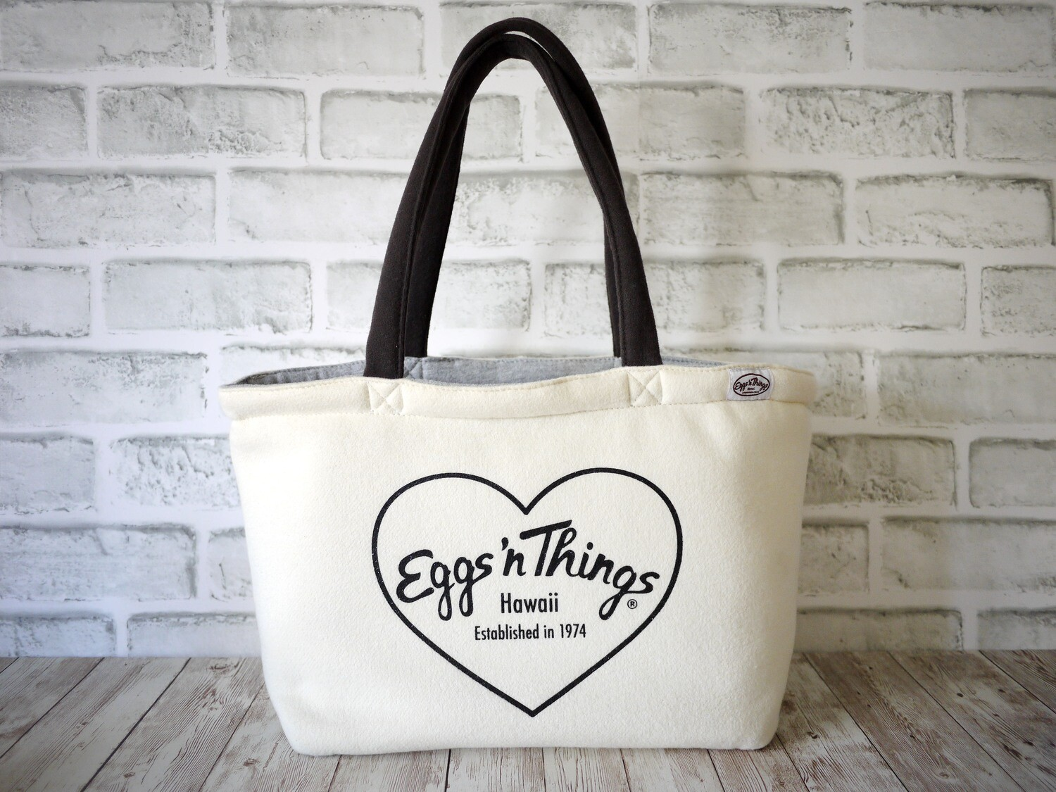 Soft Jersey Bag [white]
