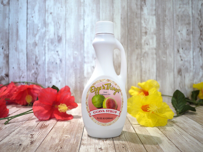 Hawaiian Guava Syrup 8.3 fl oz