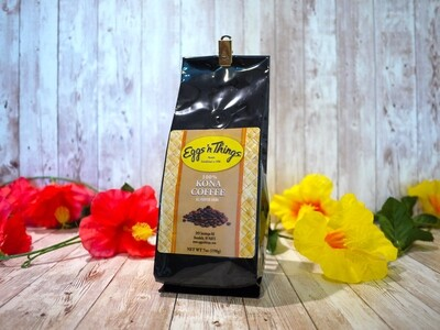 100% Kona Coffee [Ground/7oz]