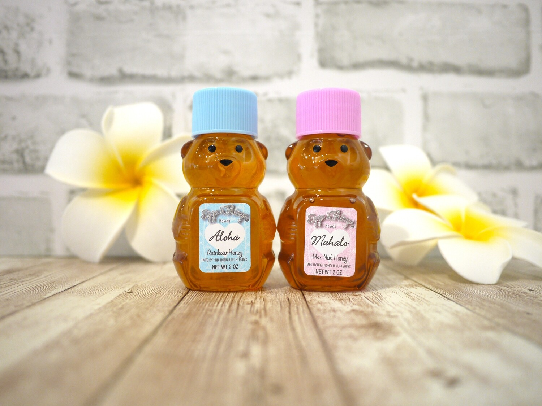 Aloha Mahalo Twin Pack Honey[2oz x 2]