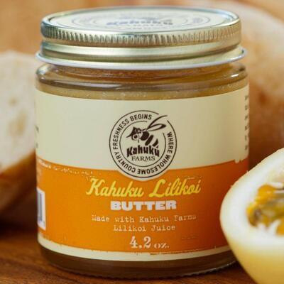 [Hawaii Exclusive] Lilikoi Butter - Kahuku Farms