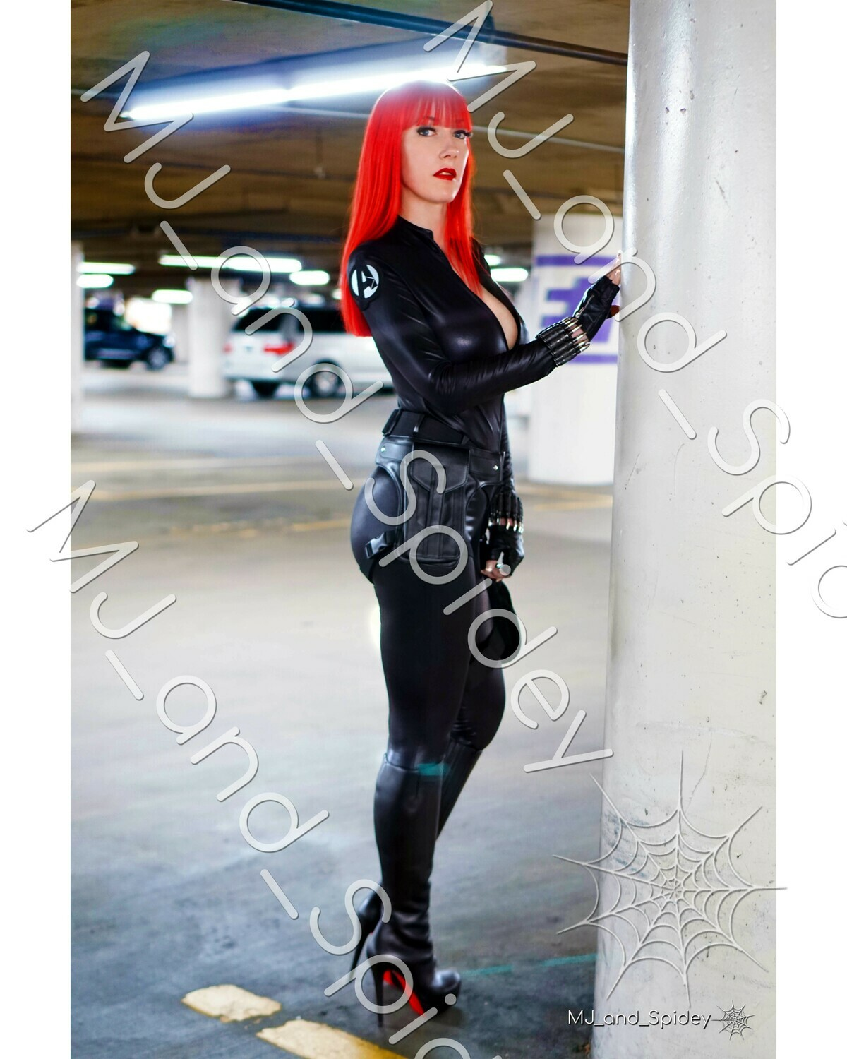 Marvel - Avengers - Black Widow No. 5 - 8x10 Cosplay Print (@MJ_and_Spidey, MJ and Spidey, Comics)