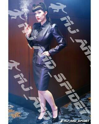 Blade Runner - Rachael - No. 1 - 8x10 Cosplay Print (@MJ_and_Spidey, Sci Fi, Science Fiction, Cyberpunk)