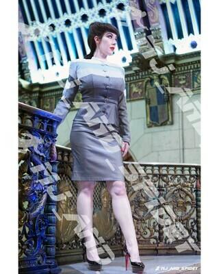 Blade Runner - Rachael - No. 2 - 8x10 Cosplay Print (@MJ_and_Spidey, Sci Fi, Science Fiction, Cyberpunk)