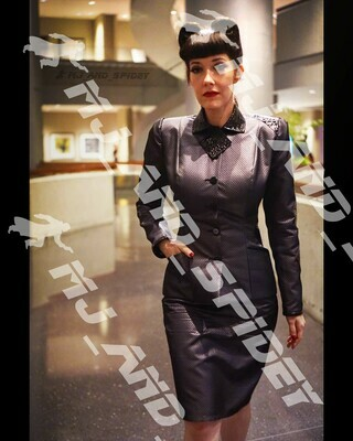 Blade Runner - Rachael - No. 12 - 8x10 Cosplay Print (@MJ_and_Spidey, Sci Fi, Science Fiction, Cyberpunk)