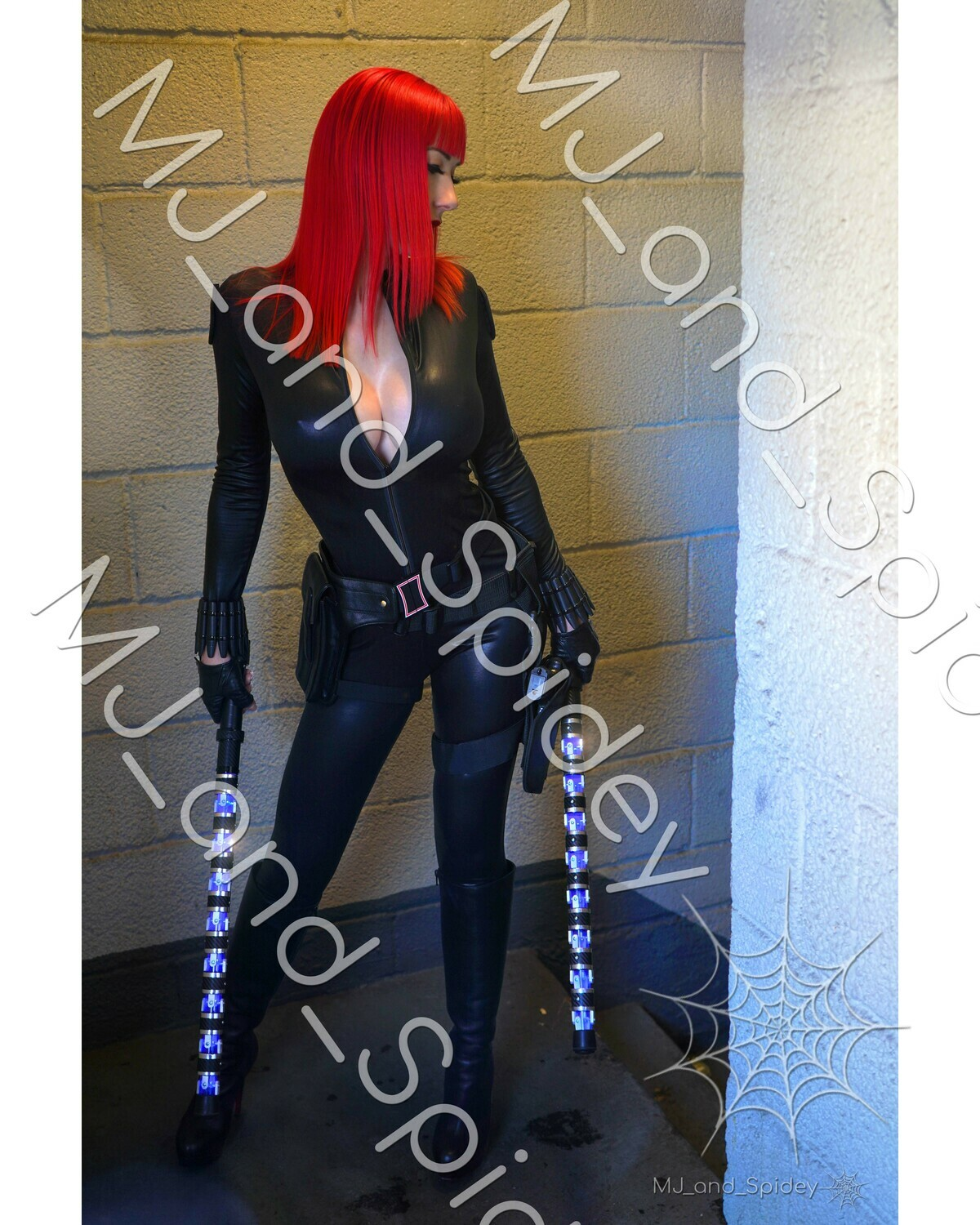 Marvel - Avengers - Black Widow No. 9 - 8x10 Cosplay Print (@MJ_and_Spidey, MJ and Spidey, Comics)