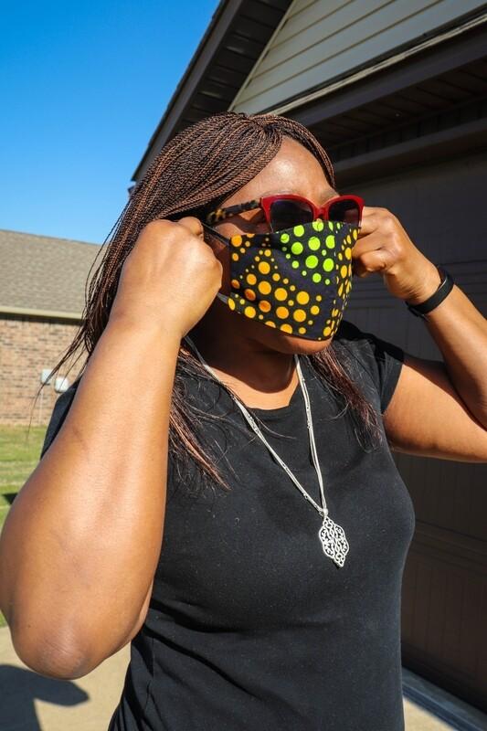 Cloth Masks - Nigeria 🇳🇬