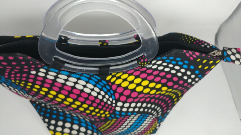 Jara African Print Handbag - Nigeria 🇳🇬