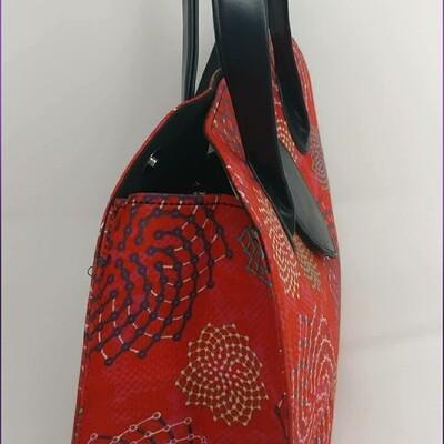 Gbemiga African Print Handbag - Nigeria 🇳🇬