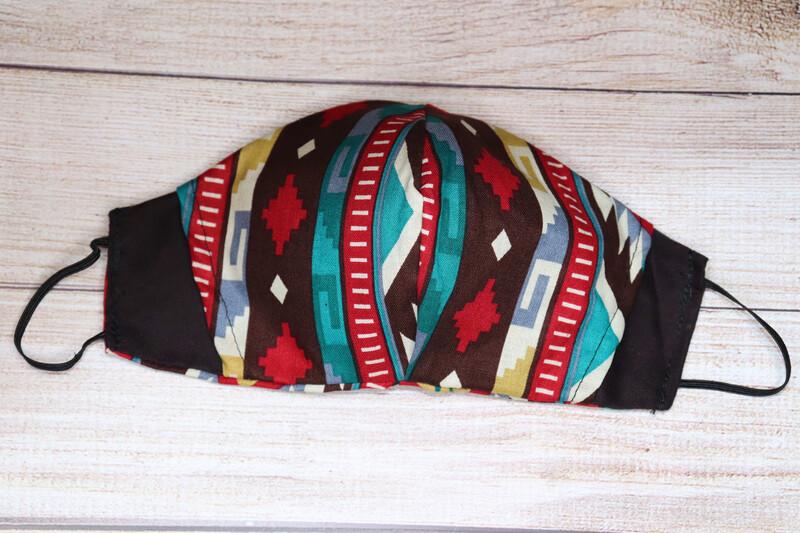 Tribal Mix Cloth Face Mask