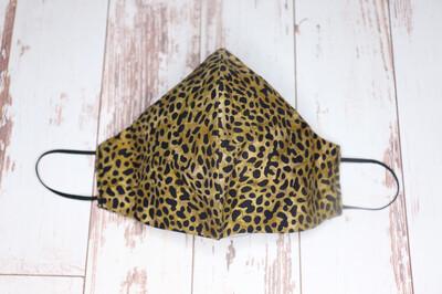 Cheetah Print Cloth masks