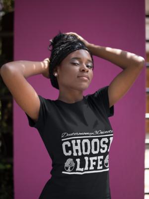 Choose Life - Short-Sleeve Unisex T-Shirt