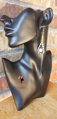 Kenyan Bone  Earrings 🇰🇪