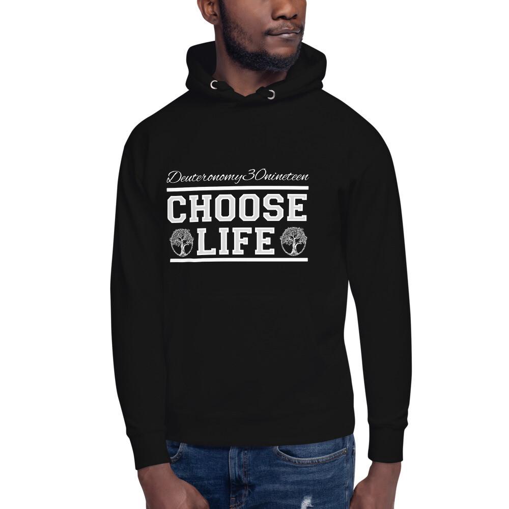 CHOOSE LIFE - Unisex Hoodie