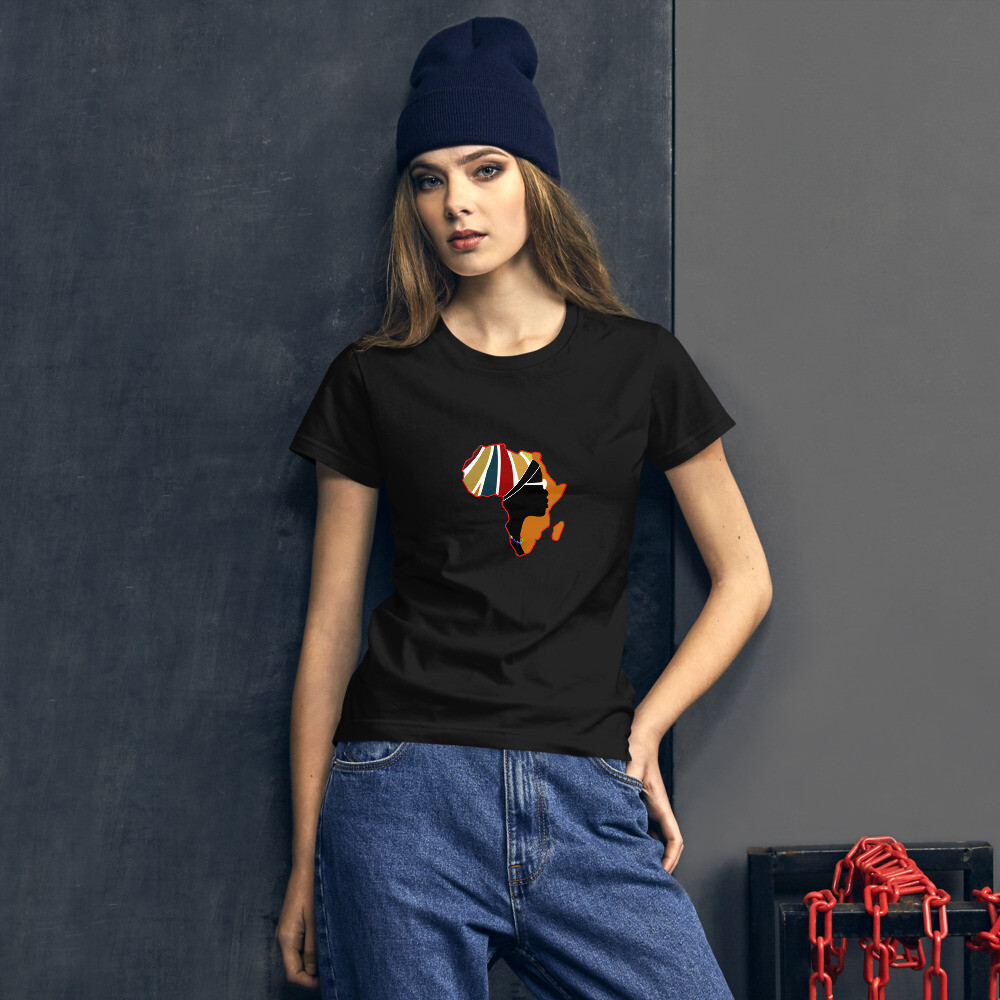 Abi Eso Accessories Design© Women's short sleeve t-shirt