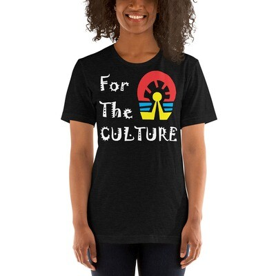 Red For The Culture Short-Sleeve Unisex T-Shirt