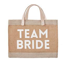 Team Bride market tote