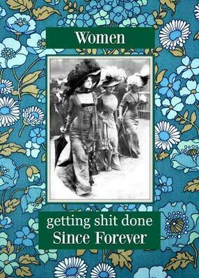 Women Magnet